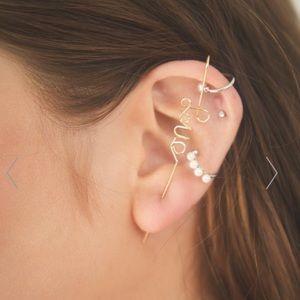 Lovers Lane Earring ear cuff